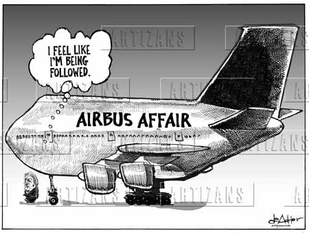 the airbus affair The airbus affair according to cbc's the fifth estate, brian mulroney and karlheinz schreiber's relationship began in the early 1980's through mulroney's emergence as a force in the tory party - the airbus affair introduction although this is when their relationship began, both parties have very different views as to what their.