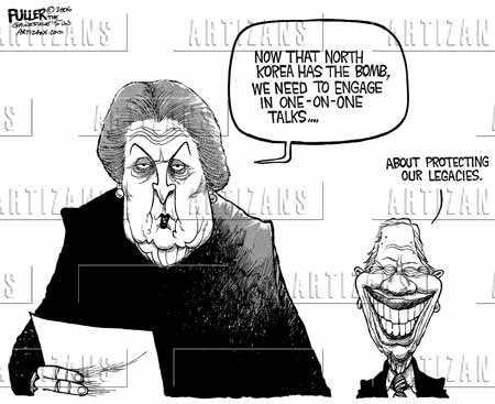 Image result for Madeleine Albright CARTOON