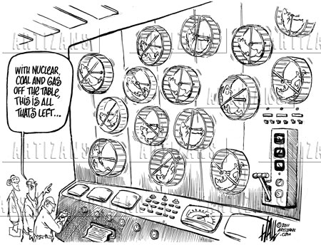 Hamster Wheel Power Hamster Wheel Only Alternative