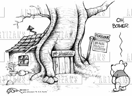Artizans Image Information Winnie The Pooh 39 S House