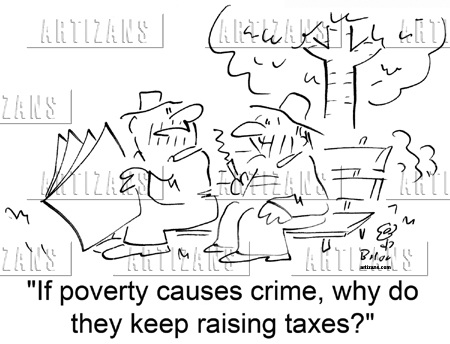 why does poverty leads to crime As the events in ferguson, missouri continue to unfold, a common excuse being offered for the riots and looting is poverty and income inequality.